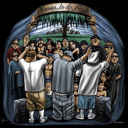 Maras pandillas latinas - Información, fotos y tattoos de